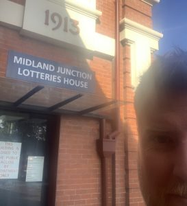 Midland Junction Lotteries House